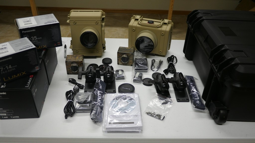 GH4 Camera Trap